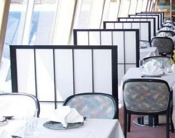 Freestanding Panels  Cruise Ship
