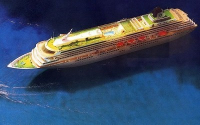 Asuka II Cruise Ship