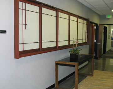 Conference Room Windows