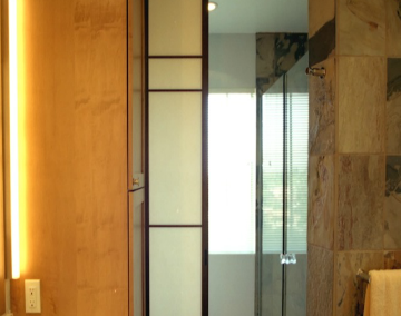 Master Bath Shoji