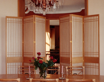 Extra Tall Room Dividers